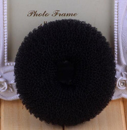 Wholesale Twist Hair Tool Sponge - Hair Styling Donut Shaper Maker Roller Magic Sponge Bun Ring Maker Former Twist Tool