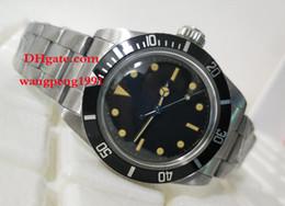 Relógios pulseira vintage on-line-Homens de alta qualidade Assista 40mm Vintage 1675 Sapphire Vidro Ásia 2813 Pulseira de Aço Inoxidável Movimento Mecânico Automático Mens Relógios