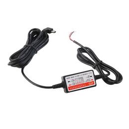 Gravador de dados de viagem de veículo on-line-24 Horas carro DVR caixa de alimentação carregador dedicado veículo gravador de dados de viagem 12 v-24 v a 5 v módulo de controle do monitor de descida