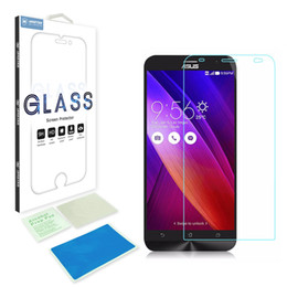 Wholesale Tempered Glass For Zenfone - 9H 2.5D Tempered Glass Screen Protector for ASUS zenfone 3 ZOOM ZE553KL GO ZB552KL ZB500KL ZB551KL 3 3S MIX ZC553KL ZC520TL ZC521TL Live