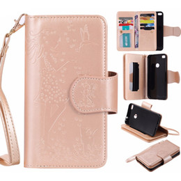 Wholesale Iphone Power Leather - 3D Embossed Multifunction PU Leather Stand Wallet 9 Card Holder With Photo Frame Mirror Case For LG K7 K8 K10 Nexus 5X X Power 5.3