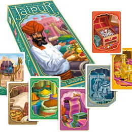 Wholesale Game Indoor - Jaipur Cards Game 2 Players Board Game Strategy In Transactions Meeting Game Indoor Games Free English Instructions