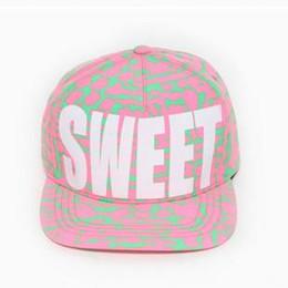 Wholesale Korea Camouflage - Korea purchasing genuine camouflage hat cap hip-hop cap baseball cap summer influx of women ride flat brimmed hat Korean version