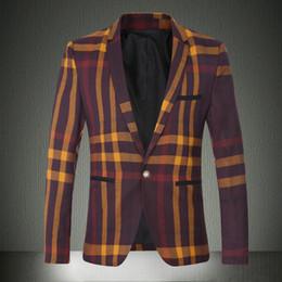 Wholesale Men Suit Single Button Business - Wholesale- 2016 New Fashion Brand Men Suits Slim Fit Suits Men Business Formal Suit with Men Blazers and Jackets Men's Casual Suits