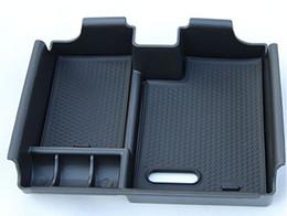 Argentina Caja de almacenamiento central para el interior del reposabrazos para el automóvil Reposacabezas del contenedor para Land Rover Evoque 2009-2013 Reposabrazos para el automóvil Suministro