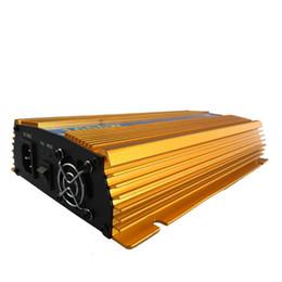 Wholesale Solar Grid Tied Inverter - 1000W MPPT Solar Grid tie inverter DC10.5V-28V AC190-260V