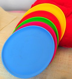 Wholesale Dog Frisbee Toys - Fashion Hot Fantastic Pet Dog Flying Disc Tooth Resistant Training Toy Play Frisbee Tide