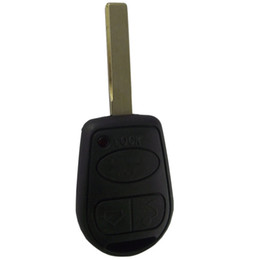 Wholesale Range Rover Key Fob - New 3 Buttons Keyless Smart Remote Car Key Fob Shell Case for 2002 2003 2004 2005 2006 Land Rover Range Rover Replacement FOB No Chip