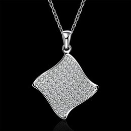 Wholesale Western Slides - N671 western luxurious fashion new design necklace ,hot selling wholesale price free shipping ,women jewelry 925 silver necklace