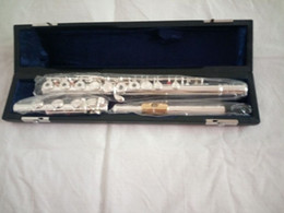 Wholesale Opening Performance - High Quality New flute YFL-471 music instrument 17 hole E key open B music C primary flute performance