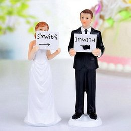 Wholesale Married Cake - Marry Me Bridal And Groom Cake Topper Wedding Topper Wedding Gift Cake Topper Wedding Cake Decorations 2016 June Style