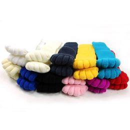 Wholesale Pink Toe Separator - Wholesale-New Bunion Sock Cotton Massage Five Finger Toe Separator Splint Socks For Goodnight Orthotics Footcare Drop Bunions Pro Insoles