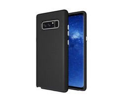 Wholesale Notes House - For Samsung Galaxy Note 8 Case Soft Silicone Fundas Carbon Fiber Back Housing Phone Cases