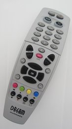 Wholesale Remote Controller Dvb - free shipping DM800 Remote Control USE for DM800SE DM800HD DM8000 SUNRAY4 CONTROLLER DVB-S REVEIVER REMOTE MULTI MEDIA