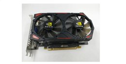 Wholesale Nvidia 2gb Graphics Card - Brand New GTX750Ti 2GB DDR5 PCI-E GPU783MHz Graphic DirectX11 Card Video Card With HDMI,VGA,DVI-I Interface