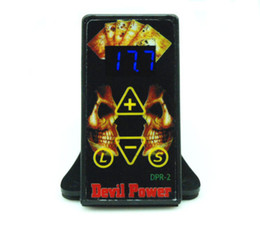 Wholesale Tattoo Devil - New Devil Digital Tattoo Power Supply Foot Pedal Clip Cord 99-1126-09