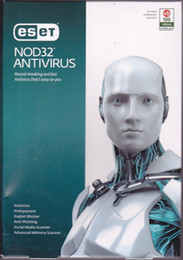 Wholesale Smart Key Security System - ESET NOD32 Smart Security 7.0 6.0 5.2 version half year 3pc 1user 180days key Licence with user name and password by email