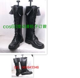 Wholesale Cosplay Uta Princes Sama - Wholesale-UTA NO PRINCE SAMA Ichinose Tokiya ver 2 Cosplay Boots shoes #cos098 Halloween shoes