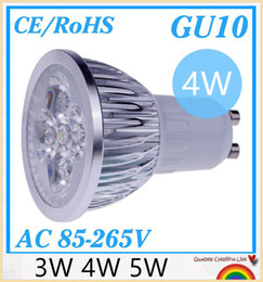 Wholesale Ce Rohs Cree 9w Mr16 - 10pcs lot Dimmable GU10 E27 MR16 E14 3W 4W 5W 9W 12W 15W High power LED Bulb Spotlight Downlight Lamp LED Lighting