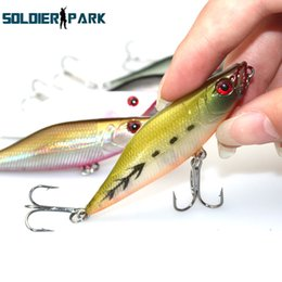 Wholesale Surface Pencil - Artificial Pencil Popper Lure Saltwater Surface Wobbler Hard Plastic Popper Bait Sea Fishing Lure Tackle 9.5CM Culter Lure order<$18no track