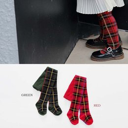 Wholesale Tight Korean Dress Red - Girls Tights Children Clothes Kids Clothing 2016 Autumn Winter Pantyhose Leggings For Kids Korean Girl Dress Child Leggings Wear Ciao C29193