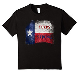 Wholesale Mens Strong - I Love Texas Strong Too T-Shirt - Texas Forever Comical Shirt Mens Luxury Brand Sleeve Play Polo Shirts Fashion Top Tee