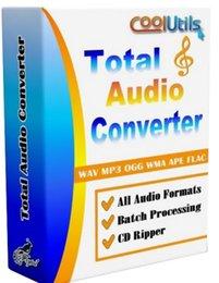 Wholesale Full Audio - CoolUtils Total Audio Converter 5.2 Multilingual Full