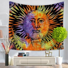 Wholesale Wall Hanging Carpet - India Ethnic Bohemian Household Tapestries Hanging Wall Act The Role Ofing Beach Towel Beach Blanket Tapestry Carpet Wholesale