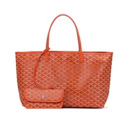 Wholesale Designer Bags Orange - New Brand Diamond Lattice Women's Large Capacity Female Shopping Bag PU Soft Designer Shoulder Bag