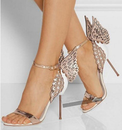 Wholesale Sandal Cutout - New Arrival Women's kitten heel Sandals Lady cutout Bowtie High heel shoes MS wedding bride dress shoes NY102