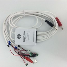 Wholesale Iphone Testing Cable - 1pcs Multifunction Professional Power Supply Current Test Cable Battery Activation Charge Board for 6 6 Plus 5S 5 4S 4