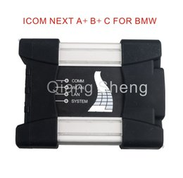 Wholesale icom a2 b c - TOP quality Newest car obd2 diagnostic tool for BMW ICOM NEXT A+B+C new generation of icom a2 without HDD