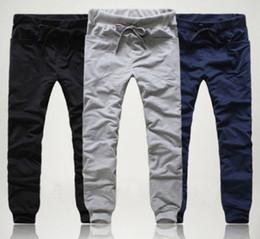 Wholesale Wholesale Hiphop Pants - Wholesale-Mens Womens Casual Harem Baggy HIPHOP Dance Jogger Sport Sweat Pants Trousers