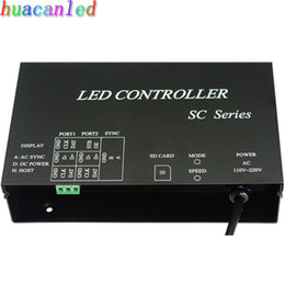 Wholesale Channel Console - LED controller,DMX512 controller,full color, support DMX512,WS2812,APA102,etc.work with DMX console,occupy 3 channels