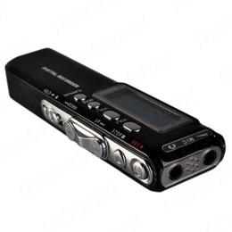 Wholesale Digital Recorder 8gb - 8GB 650Hr USB LCD Screen Digital Audio Voice Recorder Dictaphone MP3 Player Spy Pen Voice Sound Recording