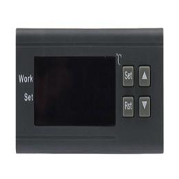 Wholesale Thermocouple Temperature Probe - Mini Digital Temperature Controller 110V 10A Thermocouple -50 to 110 Degree with Sensor Probe & Data Storage