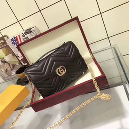 Wholesale Name Branded Wallets - Famous Women Dionysos Handbags Brand Name G Women Genuine Leather Shoulder Bags Pearl totes BD#G2 purse Gold chain bags Wallets