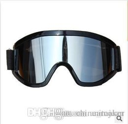 Wholesale Carbon Sand - Wholesale Motorcycle Goggles Windproof Sand Protector Bike ATV Motocross Ski Snowboard Off-road Goggles UV 400 Protection CE X400 Goggles
