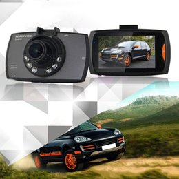 "Wholesale Cam Angle Sensor - Car Camera G30 2.4"" Full HD 1080P Car DVR Video Recorder Dash Cam 120 Degree Wide Angle Motion Detection Night Vision G-Sensor WithRetailBOX"