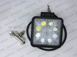 Wholesale Round Headlamp - 6PCS 12V LED DRIVING LIGHT FOR CAR ACCESSORIES,24W LED WORK LIGHT FOR OFFROAD ATV SUV UTV HEADLAMP