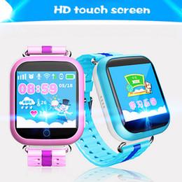 All'ingrosso-Originale anti perso allarme GPS bambini Guarda Q750 Q100 Baby Watch 1.54inch Touch Screen SOS Chiamata posizione dispositivo Tracker per Kid Safe supplier wholesale gps watch for kids da orologio all'ingrosso dei gps per i capretti fornitori