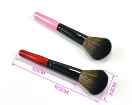 Wholesale Eyebrow Powder For Wholesale - Fashion Pro Blush Powder Face Foundation Eyeliner Eyebrow Makeup Brushes Set Tools for Women Lady