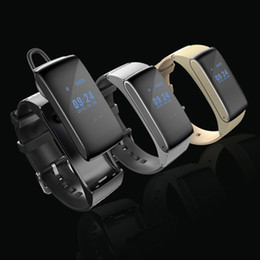 Wholesale One Touch Windows - First world touch panel SmartBand, detachable BT earphone, Standby one week