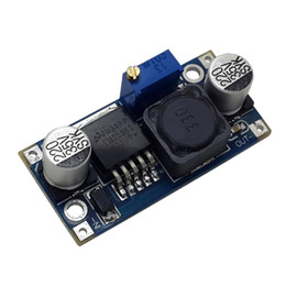 Convertidor reductor 5v online-Alta calidad LM2596S Power DC-DC Buck Convertidor Módulo reductor 5V 3A B00054 BARD