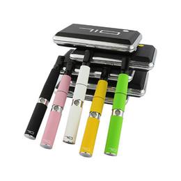 Wholesale Dry Grass - E-cigarette Kits 2016 new skillet electronic cigarette three section dry burning grass mini710 set Batteries 350mAh