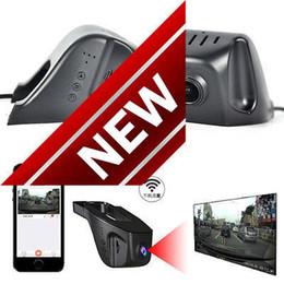 Wholesale Dashboard Camera Mirror - WIFI 1080P 170° Playback Hidden Car DVR HD Video Camera Recorder Night Vision Dashboard Vision Veicular Camera video Registrator Car DVR