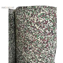 2019 bandeja de arranque NEKEKE 6 mm de grosor, personalizados, duraderos, de espuma de EVA, almohadillas de plataforma. Parece una teca real, incluso más fría que la teca real