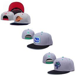 Wholesale Penguin Animal Hat - free shipping new shtyle Baseball Caps Penguins Baseball Caps Rangers Snapback Hats Sharks Hat Vancouver Hockey Brand Hats Blues men Caps
