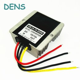 Wholesale Automatic Steps - DC to DC Automatic Step Down Converters 24V to 19V 15A 285W Regulator Boost Buck Converter Power Module Car Converter