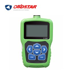 Wholesale New Ford Models - Original OBDSTAR F100 Auto Key Programmer Ford Mazda No Need Pin Code Support New Models and Odometer OBDSTAR F-100 free shipping